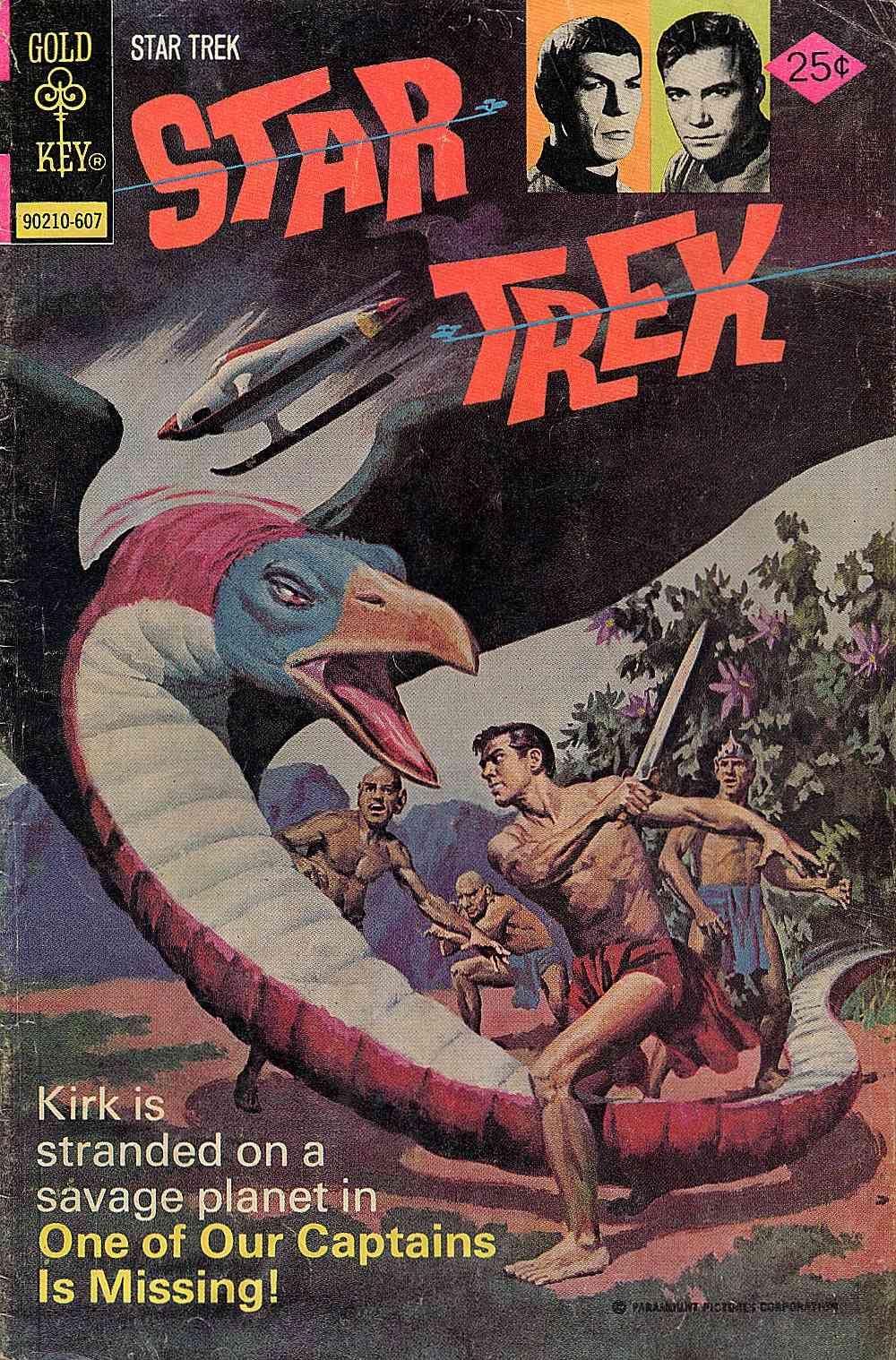 Star Trek (1967) Issue #38 #38 - English 1
