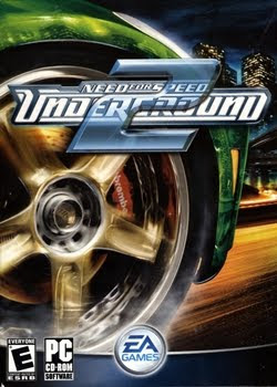 PC - Need for Speed: Underground 2