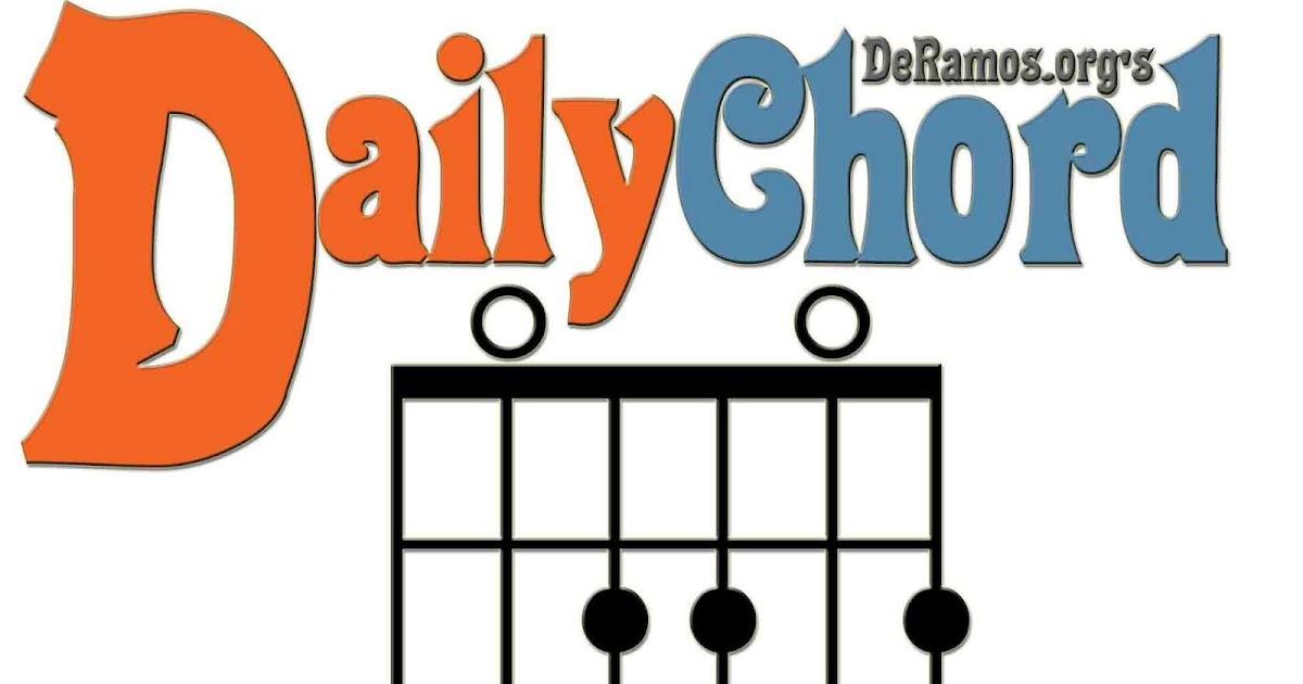 Chord Du Jour A6sus2 Guitar Intermediate