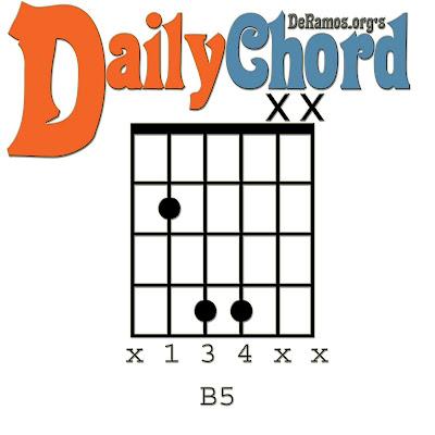 Chord du Jour: September 2008