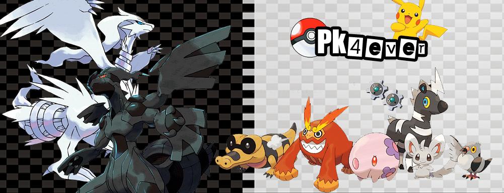 Pokémon 4ever // PK4ever.com - Tu portal del Maravilloso Mundo Pokémon