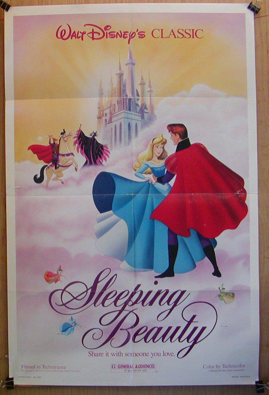 bella - La Bella Durmiente (1959) The-sleeping-beauty-walt-disney-la-bella-durmiente-poster-cartel