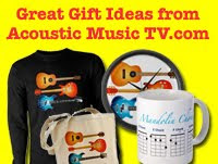 Great Holiday Gift Ideas from Acoustic Music TV
