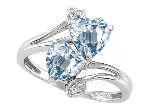 Harley Wedding Rings 58 Vintage aquamarine engagement rings