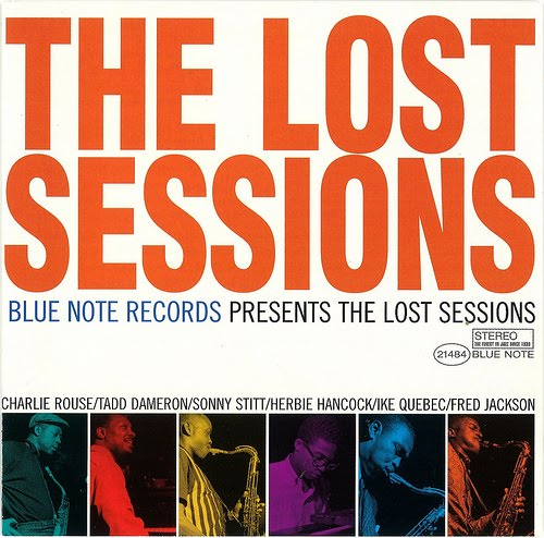 blue note lost sessions (cd art)