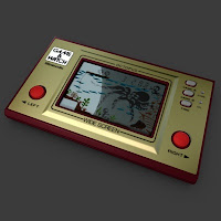 Nintendo - Game N Watch