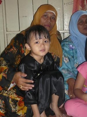 Nurin Iman & Uwan Teh