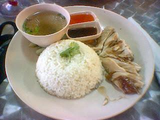 Nasi Ayam.....