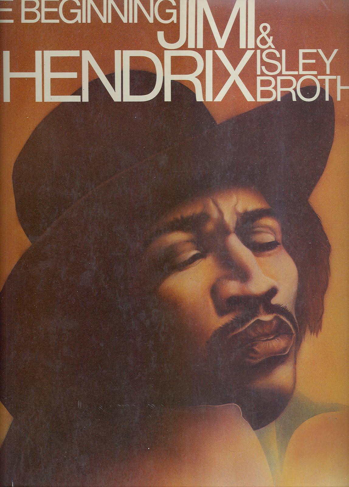 Isley Brothers Jimi Hendrix In The Beginning
