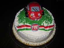 TORTA FIAT 500