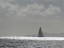 Segling i Västindien