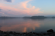 Solnedgång St Anna