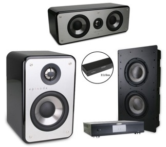 Everything Audio Network: Home Theater Review! Episode ES-500 Series ...