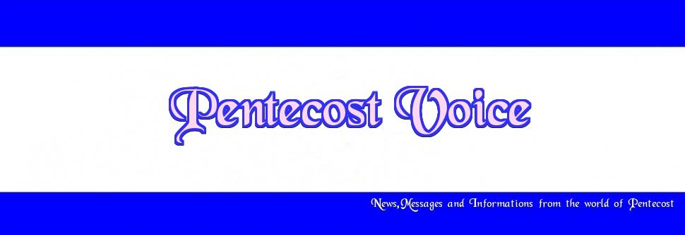 PENTECOST VOICE