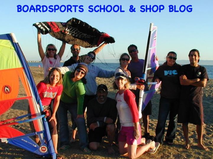 Boardsports School & Shop Blog