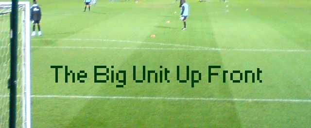 Big Unit Up Front