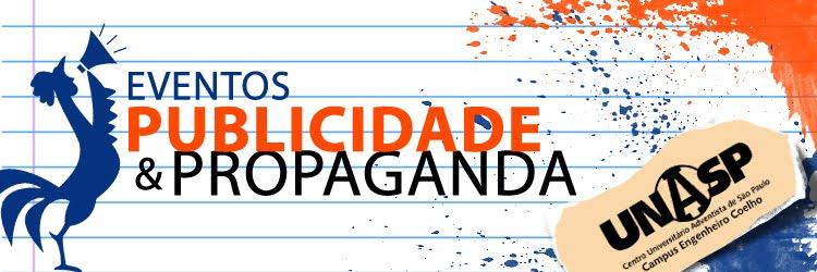 Eventos Publicidade e Propaganda - UNASP