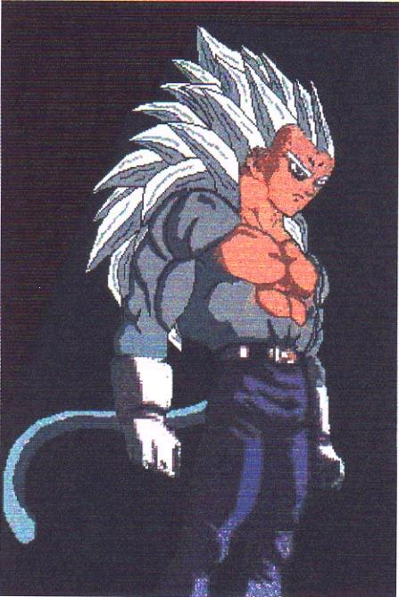 dragon ball af goku super saiyan 6