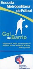 GOL DE BARRIO