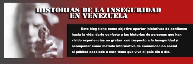 Historias de la Inseguridad en Venezuela