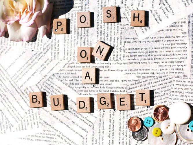 posh on a budget