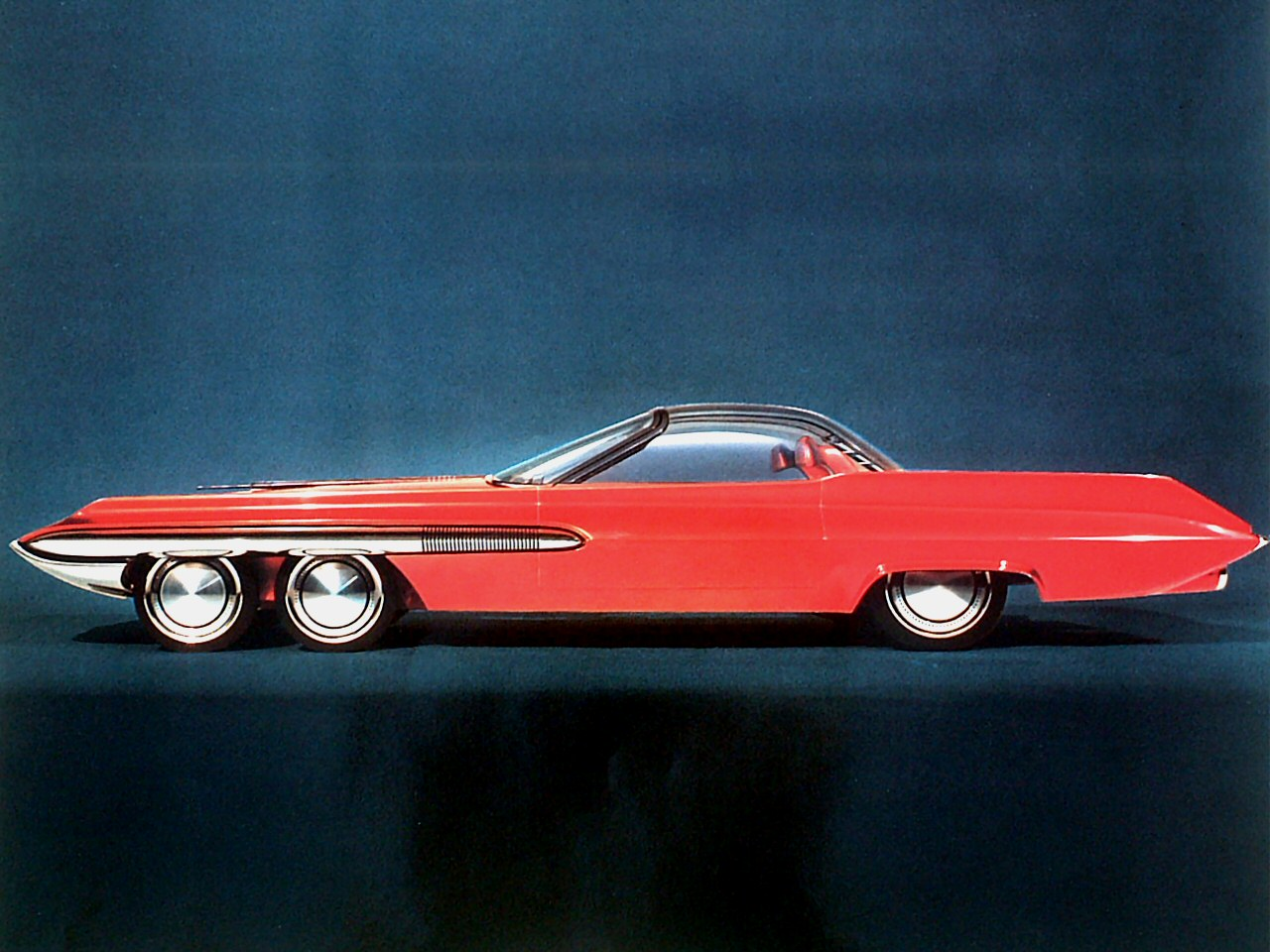 The 1962 Ford Seattle-ITE
