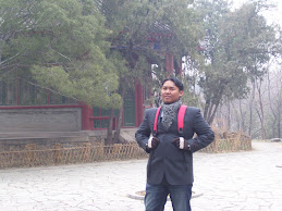 musafir di Peking University