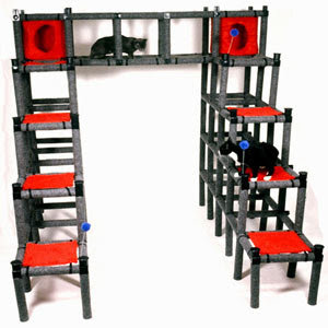 Floppy Cats Has Honored Us With An Amazing Review Of Both Our Cat Castle  And Catio Furniture! Havenu0027t Seen It Yet? Hereu0027s A Sneak Preview: