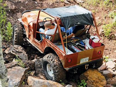 crawl: electrical problem