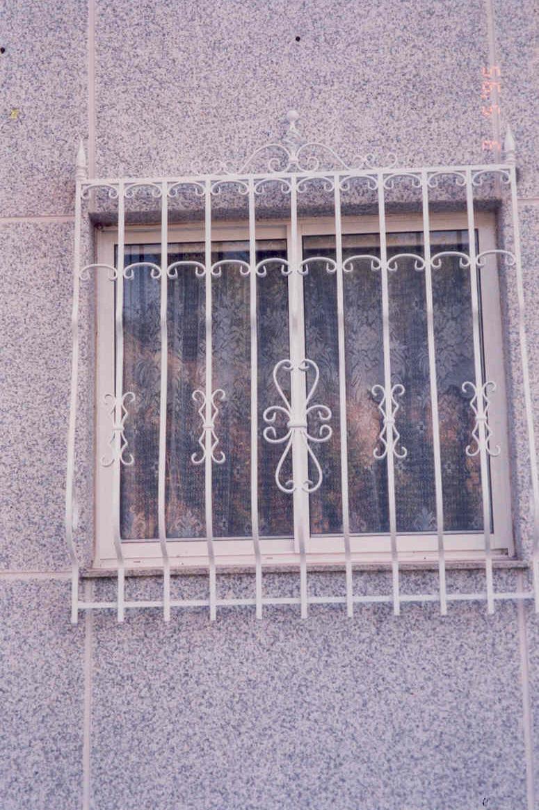 Rejas para ventanas auto design tech for Puertas de diseno