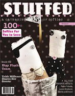 My Owls Made into Stuffed Magazine