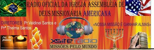 RADIO GOSPEL MISSÕES PELO  MUNDO