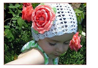 CROCHET HAT GIRL 01