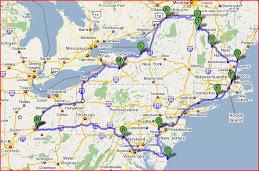 June 09 Map
