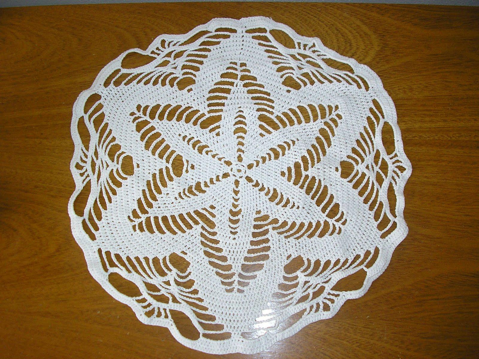 Tapete en Crochet - Instrucciones