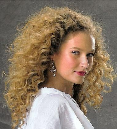 Curly Hair Images