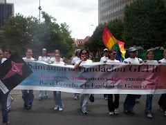 Marcha Bogotá 2006