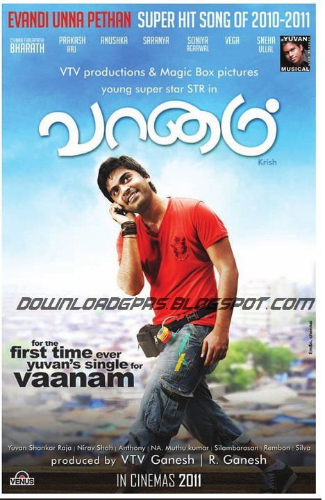 Vaanam poster