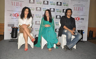 celina jaitley at lets design event unseen pics