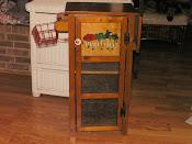 Primitive Veg Cabinet