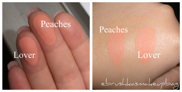 Super Ebrushka's Makeup Bag: MAC Peaches Blush UH36