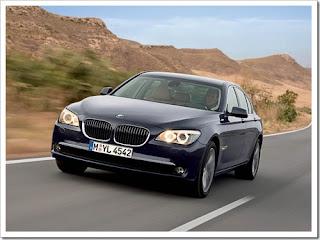 2009 BMW 740IL Sedan