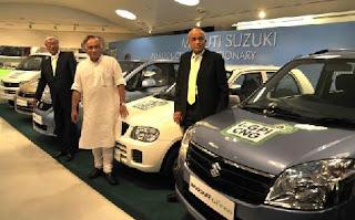 Maruti Suzuki CNG Models