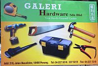 Galeri Hardware