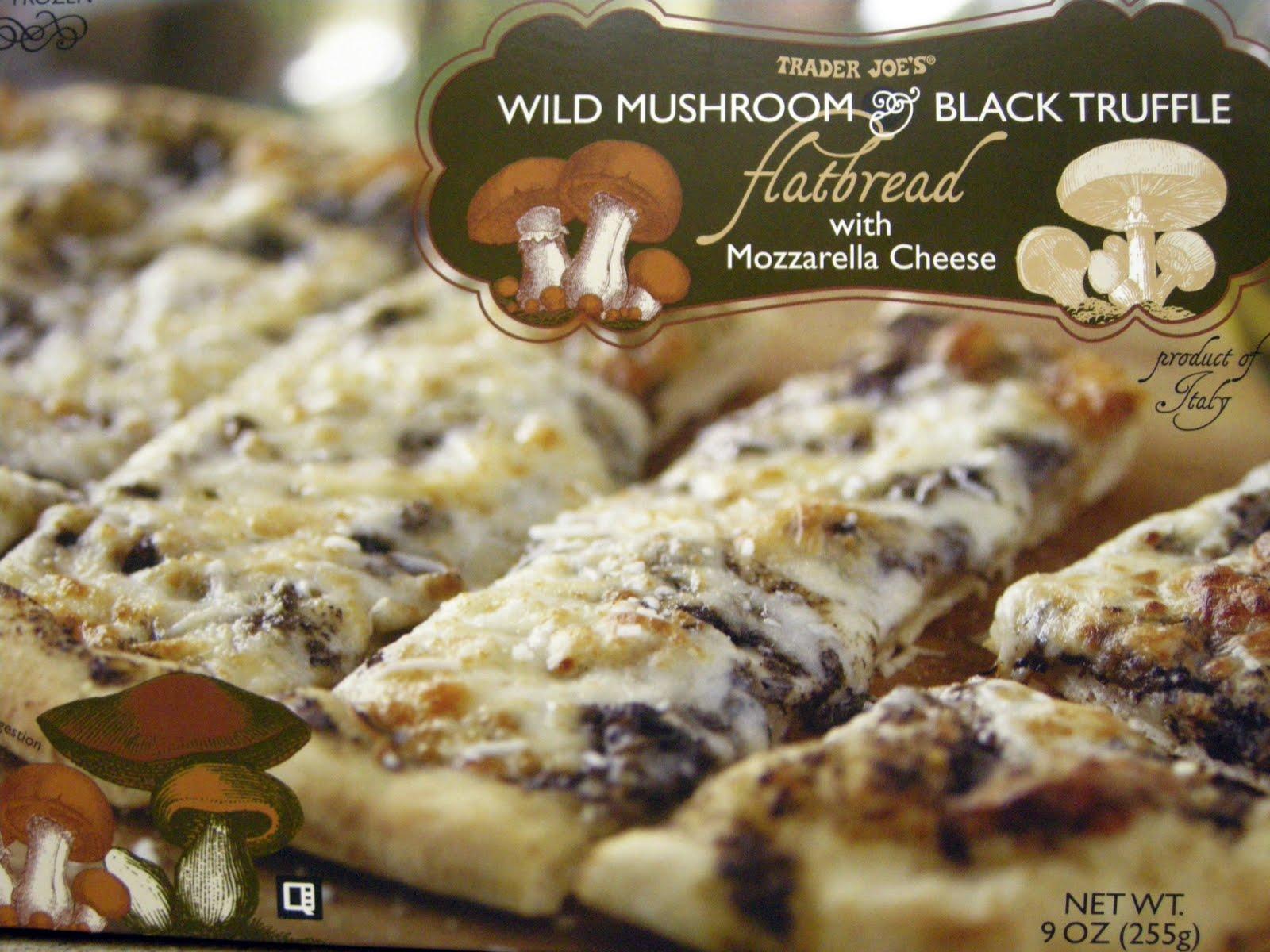 i'll marry the cheese trader joe's wild mushroom black