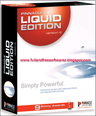 Pinnacle Liquid version 6.1 marks the first release of the Liquid version 6