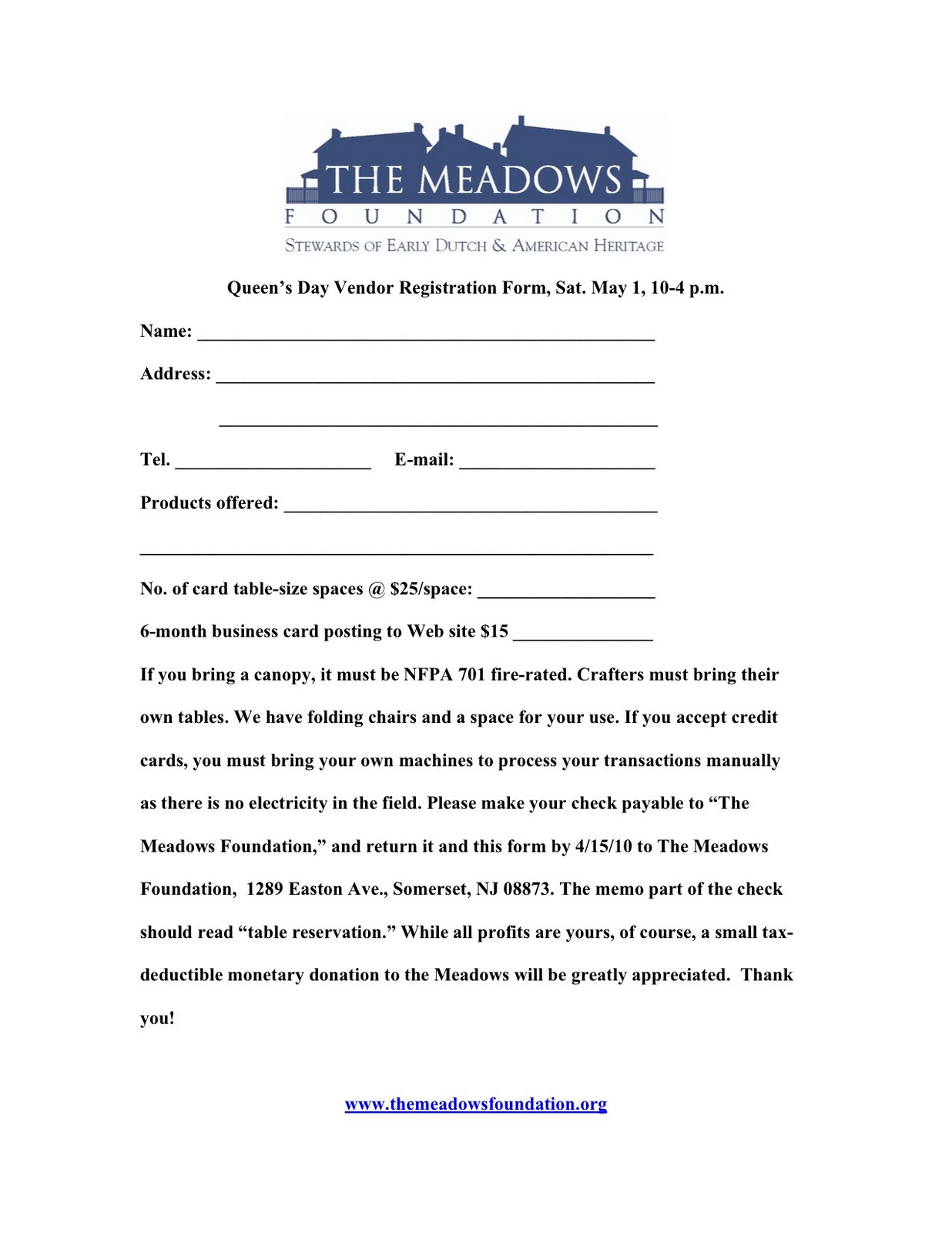 vendor registration form template .