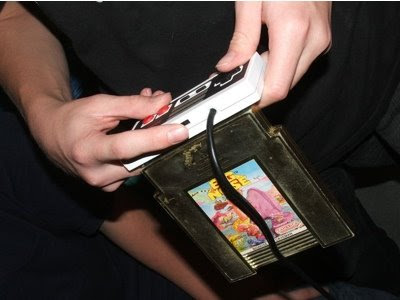 NES Clone inside NES Controller