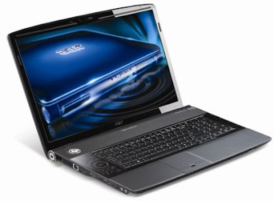 Acer Aspire 8930G-7665 Unveiled
