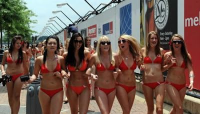World's Largest Bikini Parade